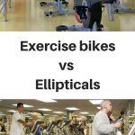 Exercise bikes vs Ellipticals