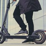 Technology leads to the electric scooter invasion