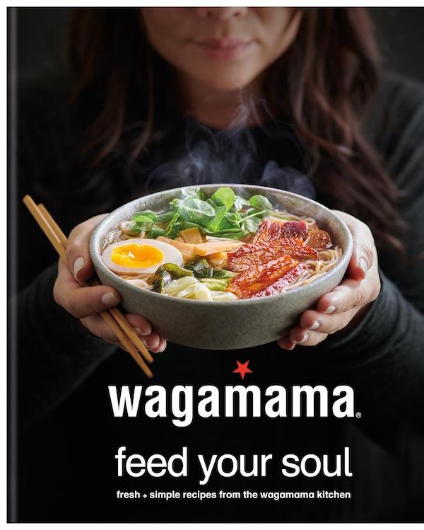 wagamama book jacket