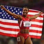 Carmelita Jeter, 100 Meters World Champion: An Enigmatic Inspiration
