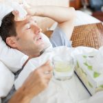 Seven ways to shake off the winter cold including soup, lemon peel and vitamin D
