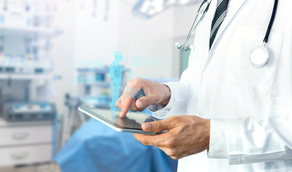 Smart health care internet of things and hospital automation management