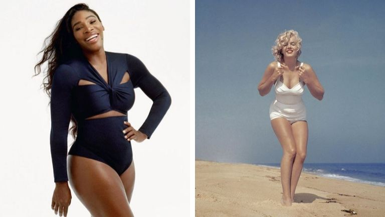 Famous body types weight-loss transformation