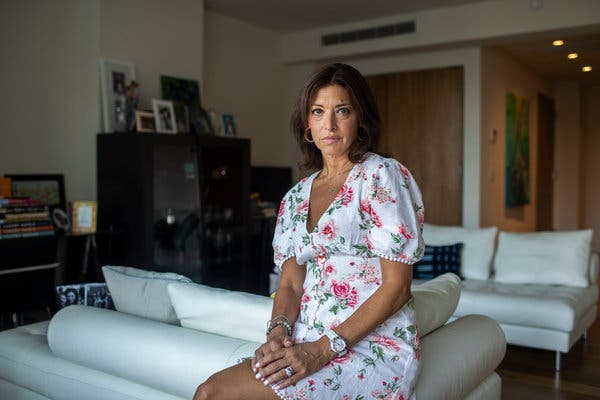 """Jeanna Limmer-Salgado filed a complaint about Mr. Copperman in 1985, but two years later a state panel dismissed her charges. """"In all that time, he was doing more damage and more damage to other girls,"""" she said."""