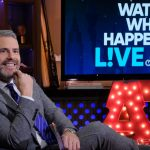 Andy Cohen Lost 12 Pounds by Quitting Drinking on 'Watch What Happens Live'