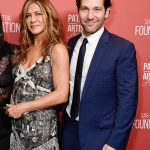 Jennifer Aniston Also Thinks It's Weird That Paul Rudd Doesn't Age