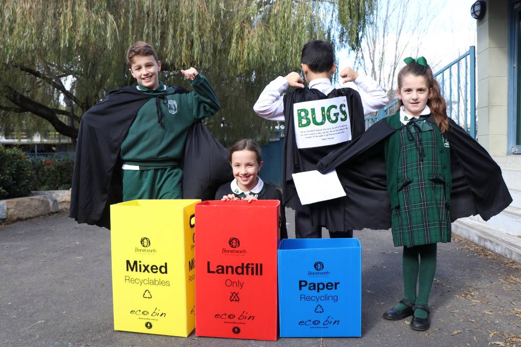 Schools Recycle Right