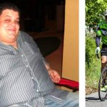 How This Man Went From 417 Pounds to Riding 27,000 Miles