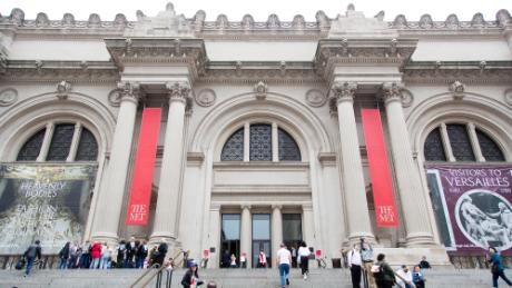 Author Gretchen Rubin says she plans to visit the Metropolitan Museum of Art a lot in the new year.