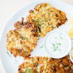 Crispy Zucchini Potato Pancakes