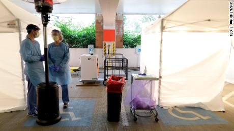 Used face masks and bandanas: How the CDC is warning hospitals to prepare for coronavirus shortages