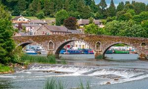 Go with the flow: The River Barrow in Graignamanagh