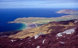 Jaw-dropping views from the Urris Hills, Inishowen Peninsula. Photo: garethmccormack.com