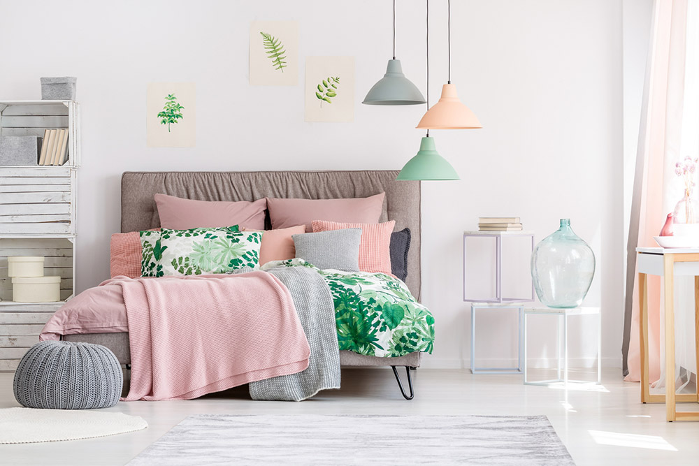7-ways-to-make-your-home-a-feel-good-sanctuary-colourful-bedroom