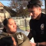 LAPD officers disperse 40 party-goers from one-year-old girl's birthday