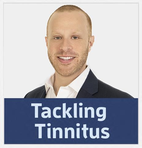 Tackling Tinnitus columnist Glenn Schweitzer