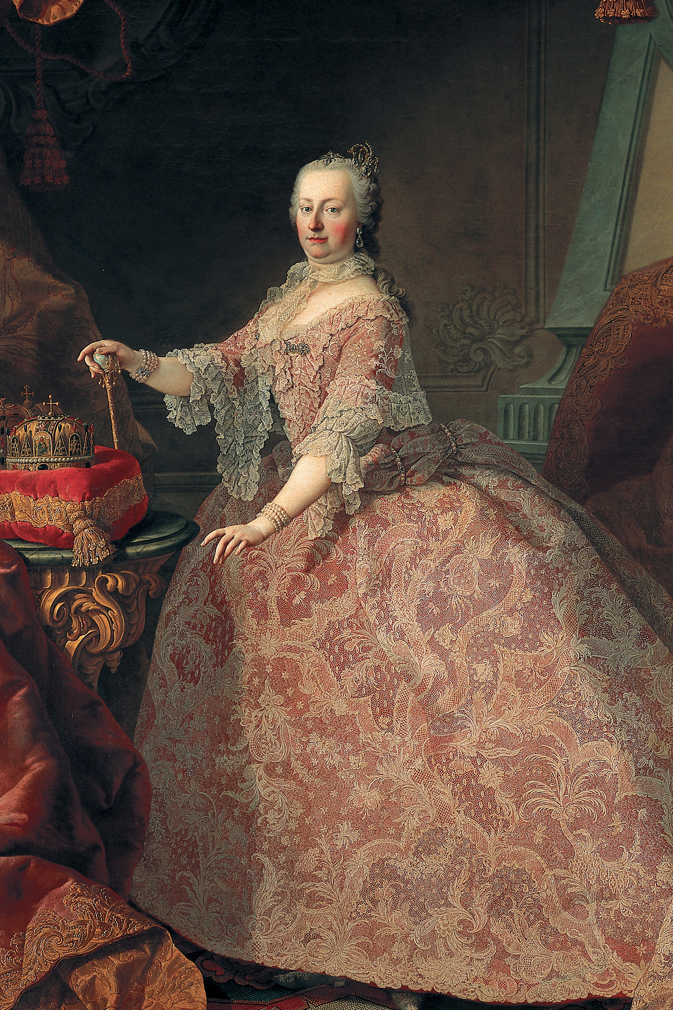 Empress Maria Theresia